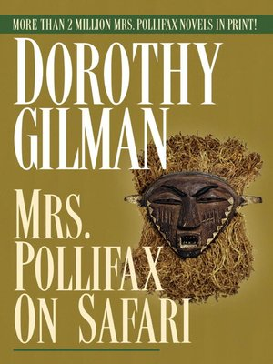 Mrs. Pollifax Unveiled by Dorothy Gilman (English) MP3 CD Book