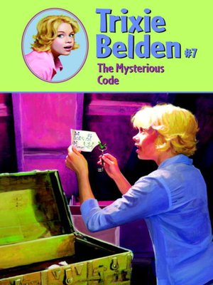 TRIXIE BELDEN #28 - THE HUDSON RIVER MYSTERY BY KATHRYN KENNY