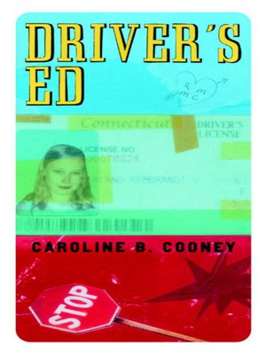 a summary of the book drivers ed by caroline cooney The face on the milk carton chapter 8 summary caroline b cooney,  driver's ed caroline b cooney the terrorist  enotescom will help you with any book or any question our summaries and.