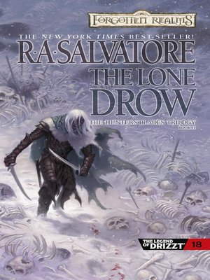 R.A. Salvatore · OverDrive: eBooks, audiobooks and videos