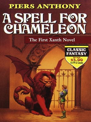 piers anthony books pdf a spell for chameleon