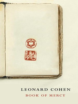 Cover of Book of Mercy
