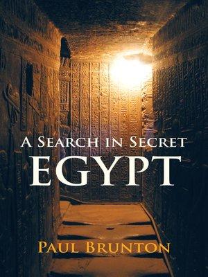 a search in secret india paul brunton pdf