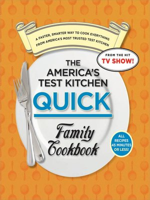 America S Test Kitchen Simple Weeknight Favorites