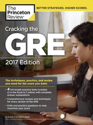 [GIFT IDEAS] Cracking the GRE Chemistry Subject Test ...