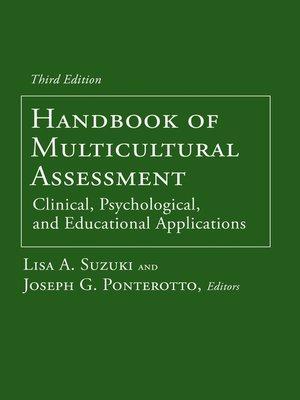 Suzuki Handbook Multicultural Assessment