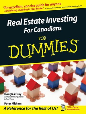 real estate for dummies pdf