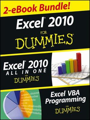 excel vba programming for dummies pdf español