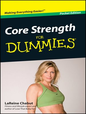 core strength for dummies pdf