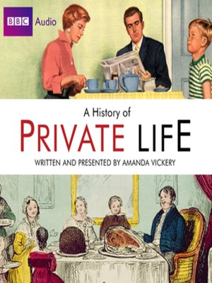 Cover image for A History of Private Life.