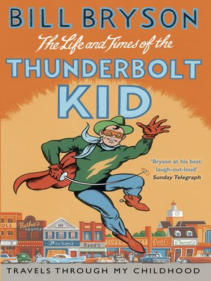 the life and times of the thunderbolt kid epub
