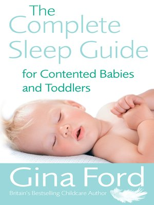 The Complete Sleep Guide For Contented Babies Amp Toddlers border=