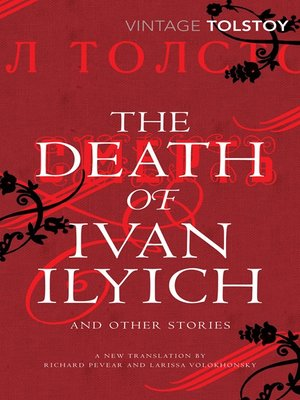 the death of ivan ilyich assumed We can assume this is not a complimentary statement in the end, tolstoy left ivan  ilyich alone with his suffering to the outside world he was in.