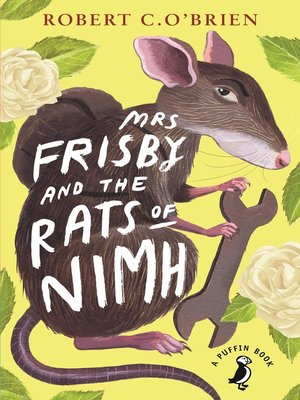 mrs frisby and the rats of nimh epub