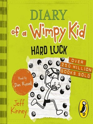 Book review diary of a wimpy kid hard luck