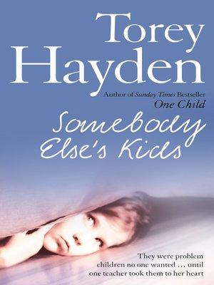 beautiful child torey hayden Find great deals on ebay for torey hayden books shop with confidence.