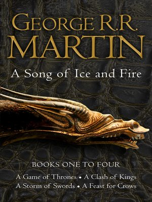 Was game of thrones a book