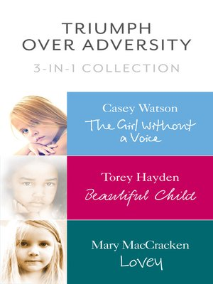 Triumph Over Adversity 3 In 1 Collection By Casey Watson border=