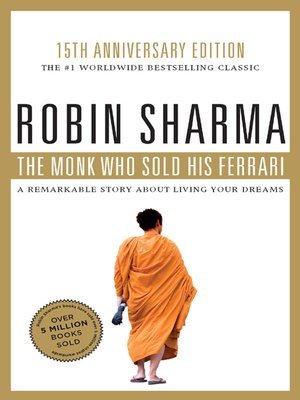 The Monk Who Sold His Ferrari By Robin Sharma 183 Overdrive