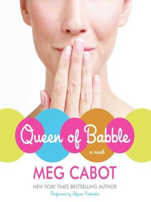 GETS OF BABBLE QUEEN HITCHED