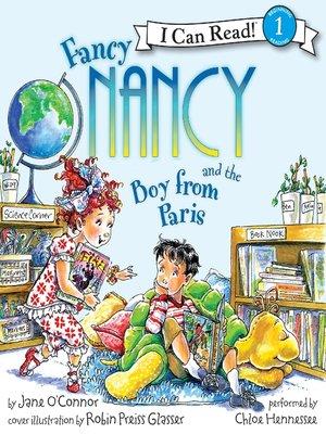 fancy nancy free ebook pdf