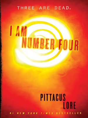 Cover image for I Am Number Four.
