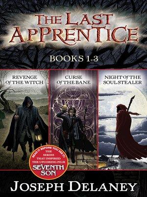 The last apprentice book series