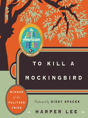 cover image of To Kill a Mockingbird