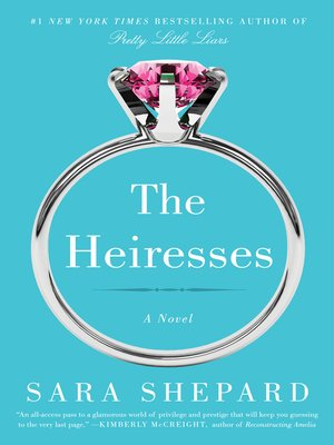 the heiresses sara shepard epub