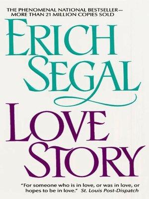love story erich segal free pdf