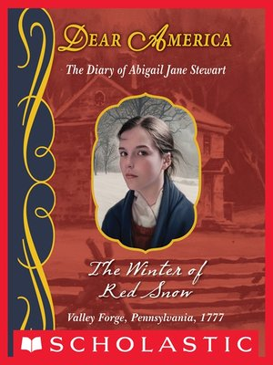 book report on dear america series The winter of red snow another great dear america book the winter of red snow another great dear america book.