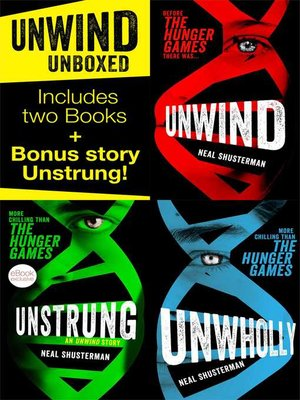 Unwind dystology series overdrive ebooks audiobooks for Read unwind online free