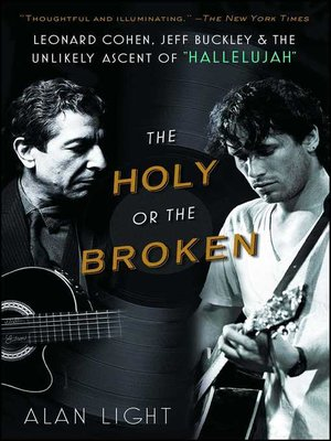 Cover image for The Holy or the Broken
