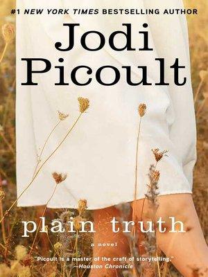 plain truth jodi picoult free ebook