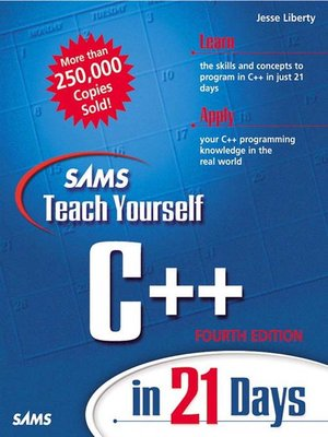 teach yourself c++ in 21 days pdf