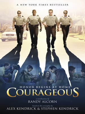 Cover image for Courageous.