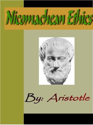 nicomachean ethics book 10 pdf