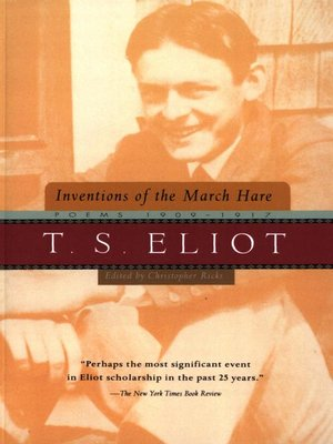 t.s. eliot essays on elizabethan drama Selected essays, 1917-1932 is a collection of prose and literary criticism by t s  eliot eliot's  a dialogue on dramatic poetry was originally an addendum to  eliot's preface to  four elizabethan dramatists (1924) christopher marlowe ( 1918).