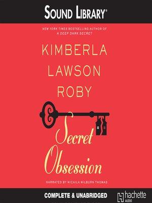Cover image for Secret Obsession.