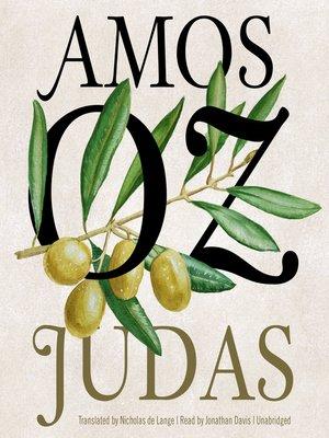 Cover of Judas