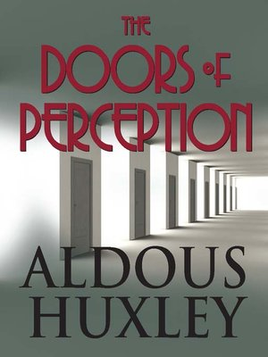 doors of perception essays in book typography Buy doors of perception essays in book typography by (isbn: ) from amazon's book store everyday low prices and free delivery on eligible orders.