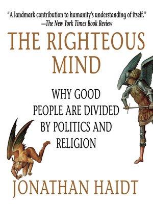 jonathan haidt the righteous mind pdf