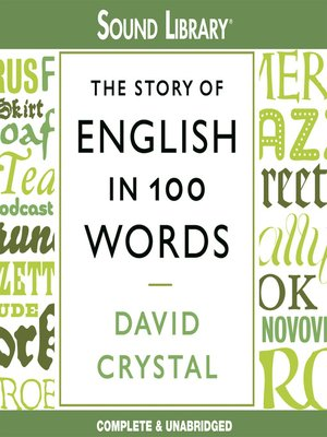 spell it out david crystal pdf