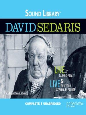 David Sedaris Rubber Hand 13