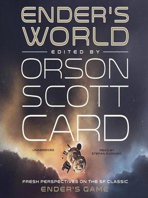 Cover image for Ender's World.