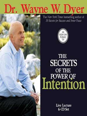 the power of intention by wayne dyer free ebook