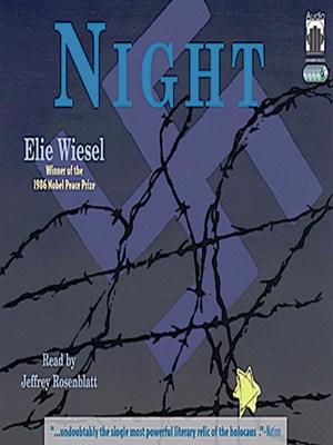 night elie wiesel ebook free download