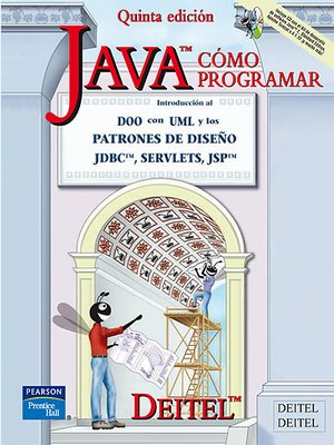Como programar en java by harvey m deite overdrive for Como programar en java