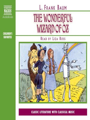 The Wonderful Wizard of Oz by L. Frank Baum (Free Audio Book)