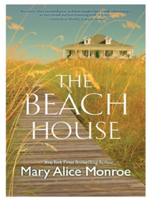 Cover image for The Beach House.